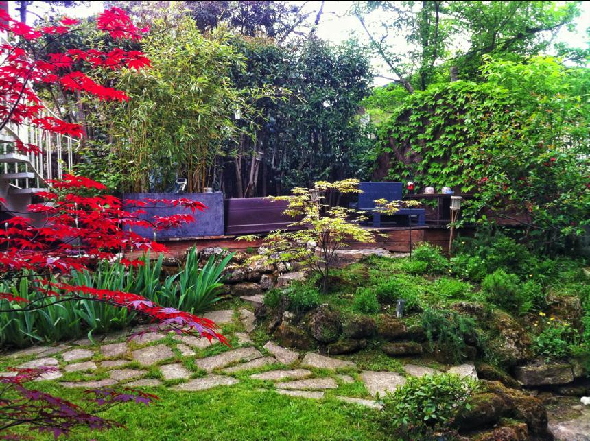 Place des fleurs for Entretien jardin obligation locataire
